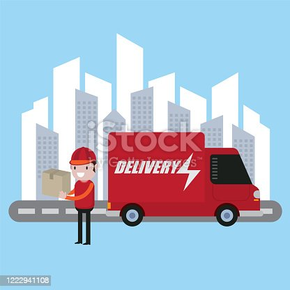 istock delivery 1222941108