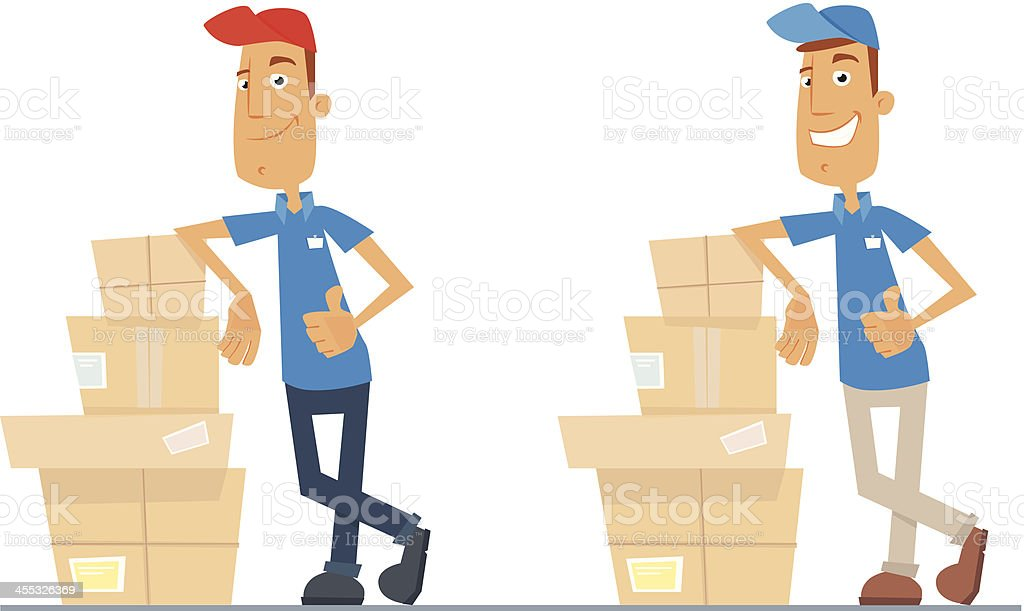 delivery royalty-free delivery stock vector art & more images of adult