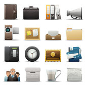 Deluxe Icons - Office