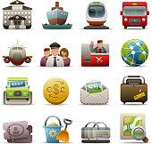 Deluxe Icons - Travel