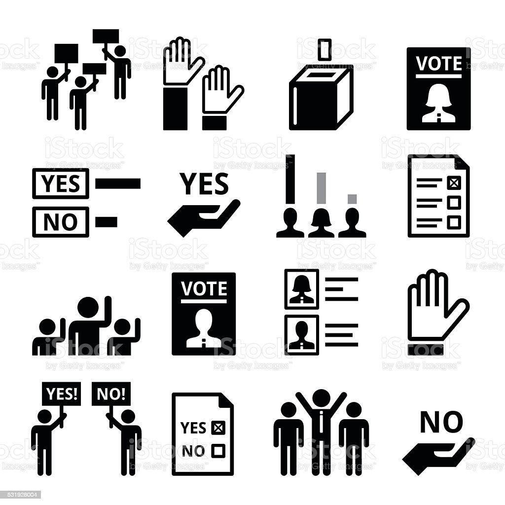 Symbol Politik
