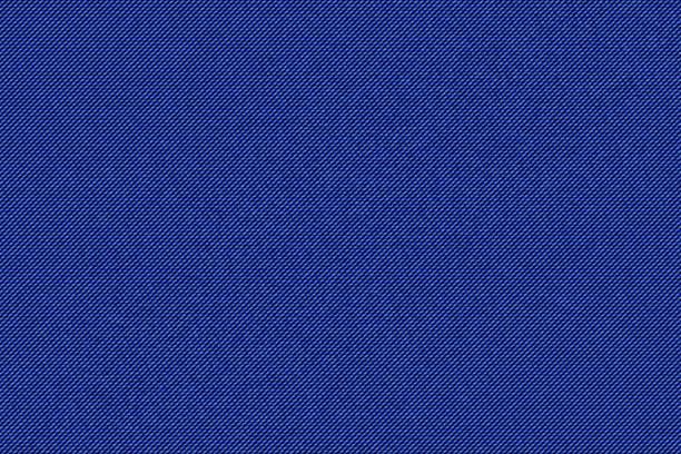 Tissu denim texture comme toile de fond. - Illustration vectorielle