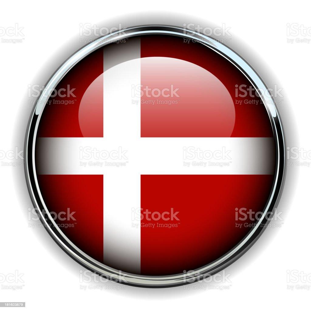 Denmark button royalty-free denmark button stock vector art & more images of badge