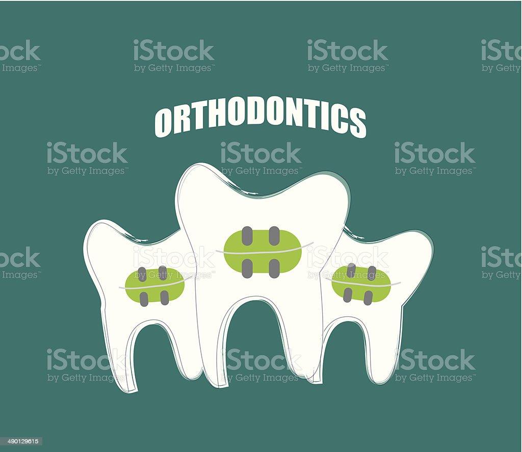 dental care royalty-free stock vector art