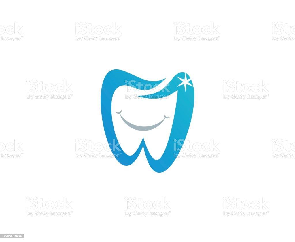 Icono de Dental - ilustración de arte vectorial