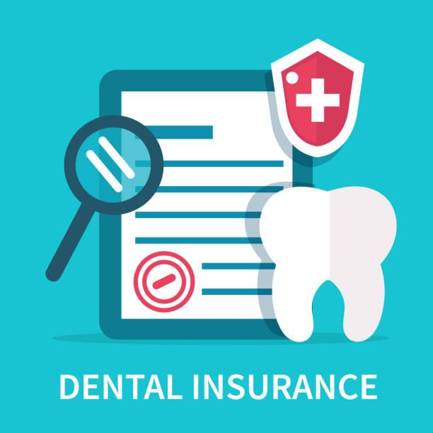 歯科保険 - 歯科点のイラスト素材/クリップアート素材/マンガ素材/アイコン素材