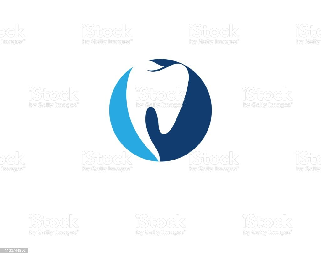 Dental Logo And Symbol Health Care Stock Illustration Download Image Now Istock