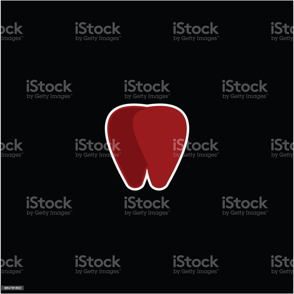 Dental Logo Vector Template Design royalty-free dental logo vector template design stock vector art & more images of abstract