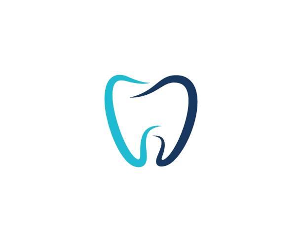 Dental Template Dental Template vector illustration icon design streptococcus mutans stock illustrations