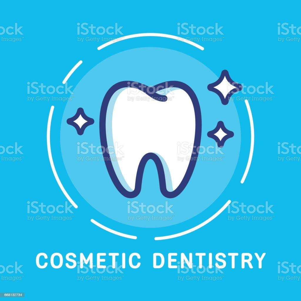 dental-iconos de copiar - ilustración de arte vectorial