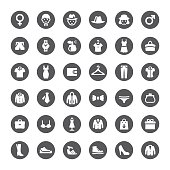 Department Store related icons.