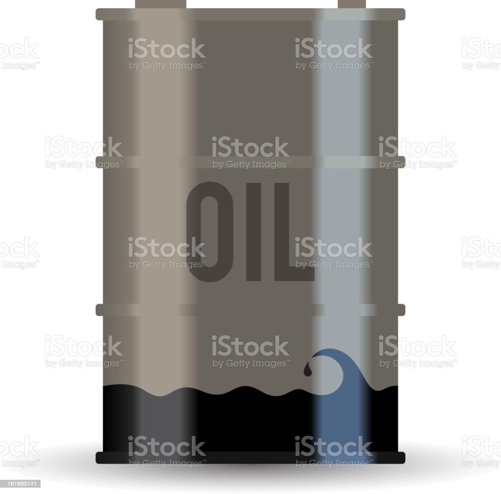 Depleted Oil Resource royalty-free depleted oil resource stock vector art & more images of barrel