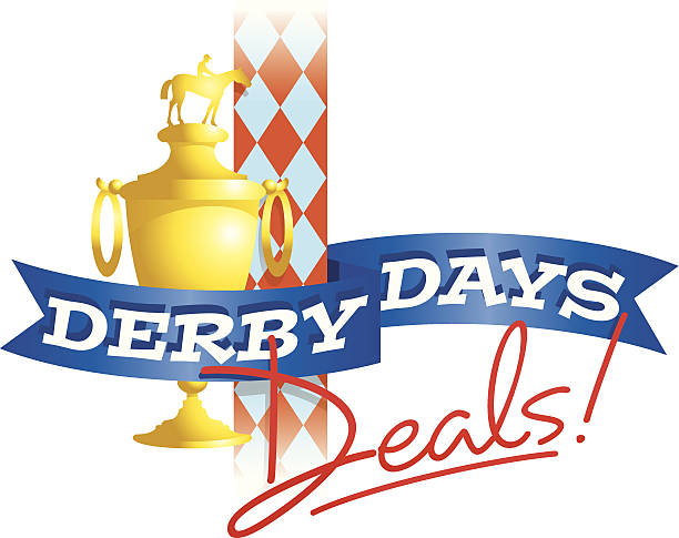 Royalty Free Kentucky Derby Clip Art Vector Images Illustrations
