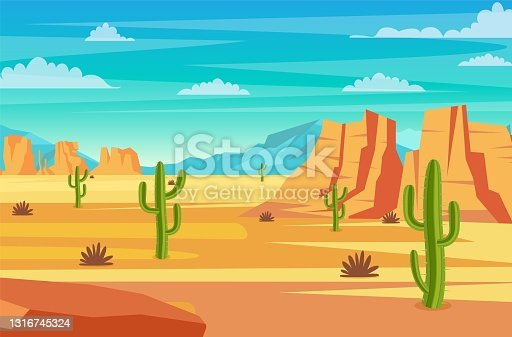 istock desert landscape illustration 1316745324