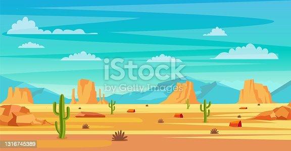 istock desert landscape illustration 1316745389