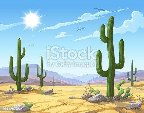 istock Desert Landscape 931139706