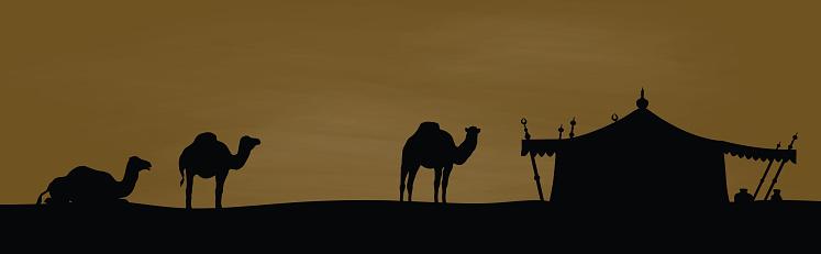 Desert Traveller Tent
