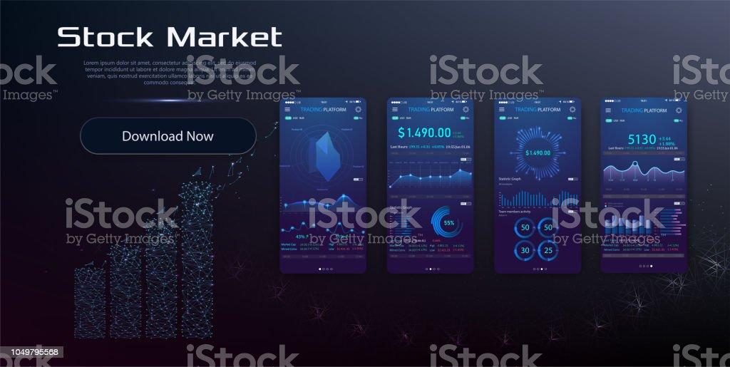 cryptocurrency wallet template