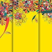 Design banner backgrounds