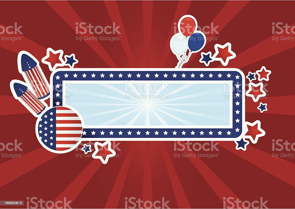 USA Design Banner royalty-free usa design banner stock vector art & more images of american culture