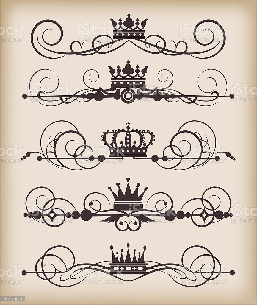 Design Dividers Vector royalty-free design dividers vector stock vector art & more images of backgrounds