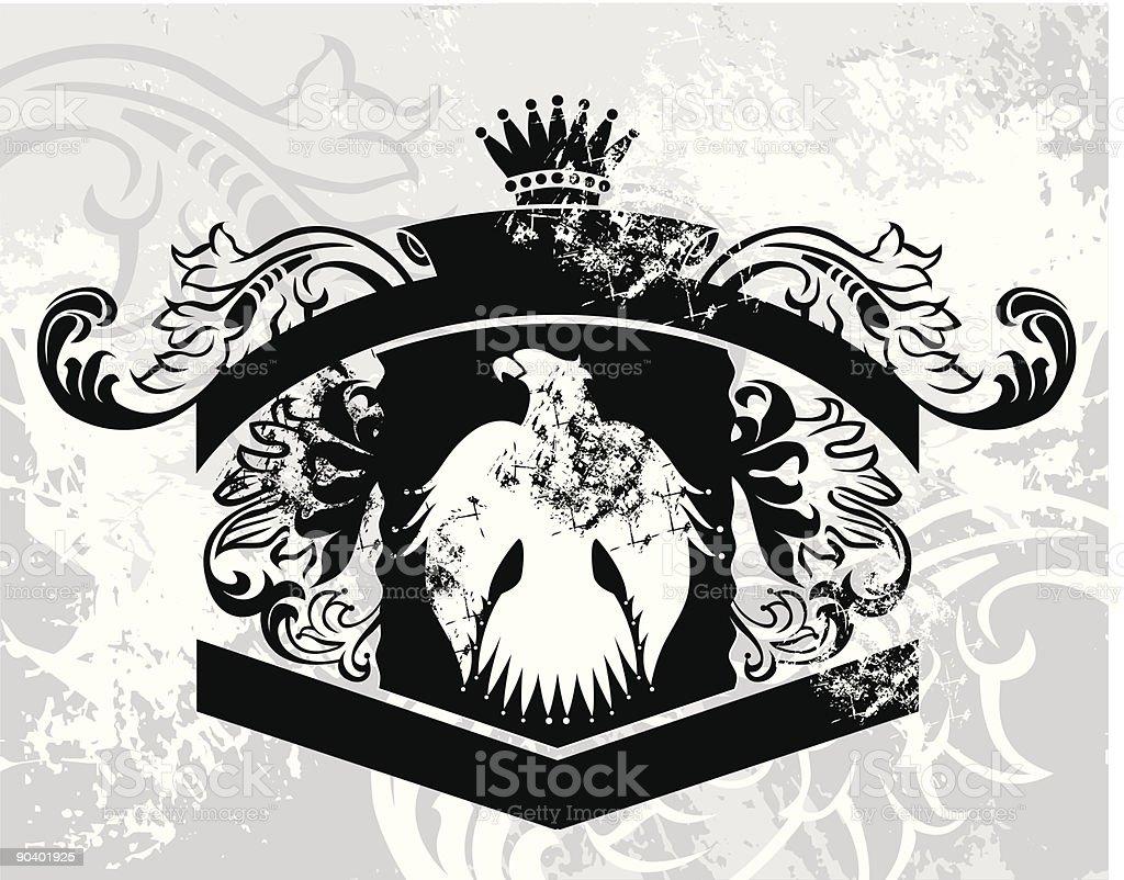 design eagle royalty-free stock vector art