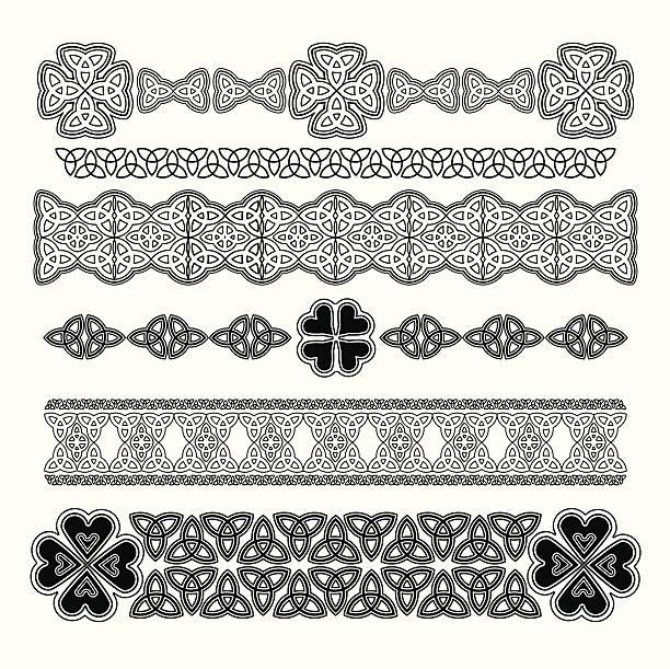 Design Element for St. Patrick's Day vector art illustration