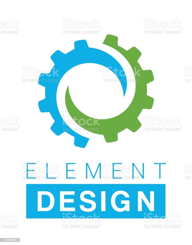 Design Element vector art illustration