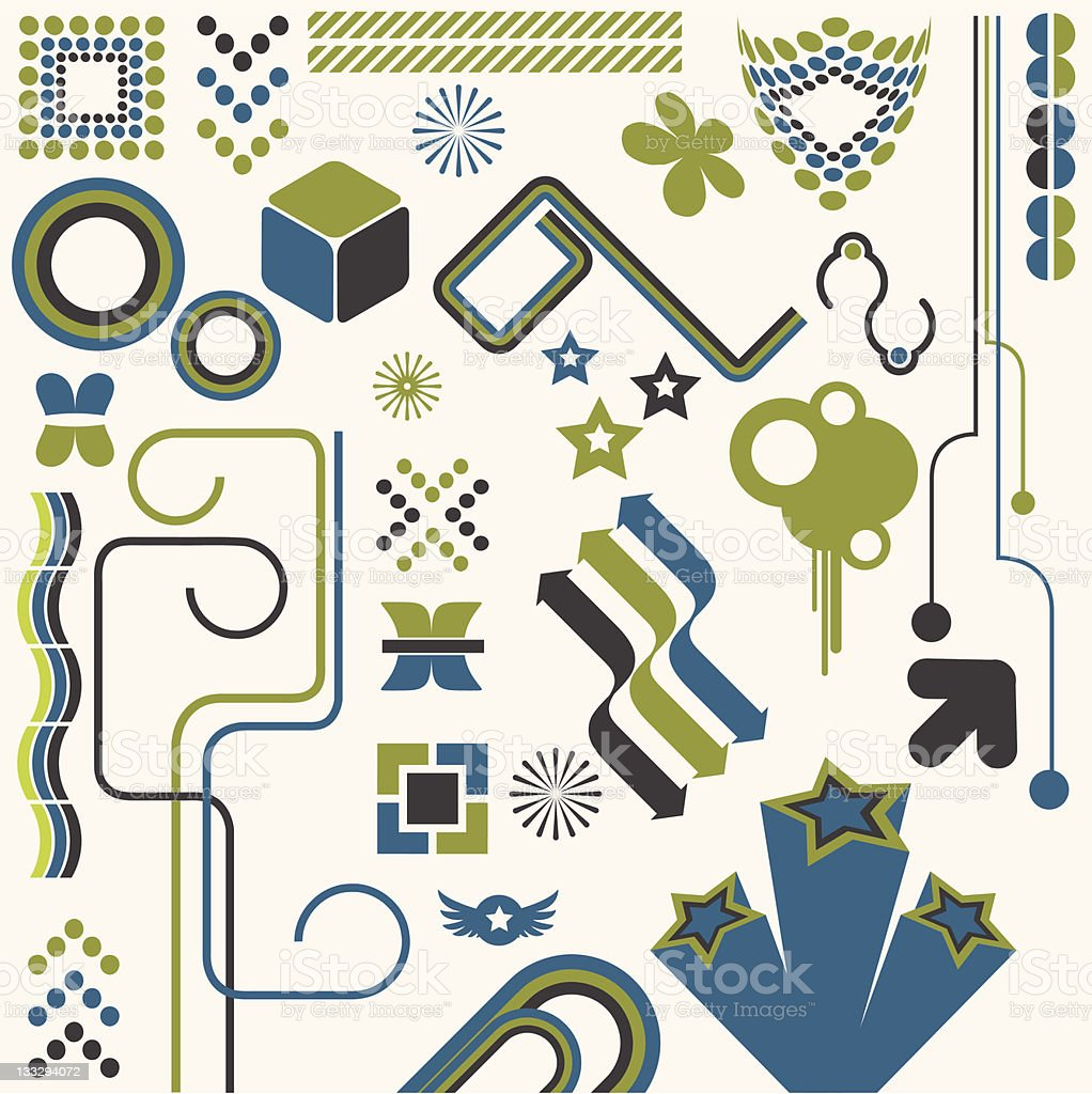 Design elements 03 royalty-free design elements 03 stock vector art & more images of abstract