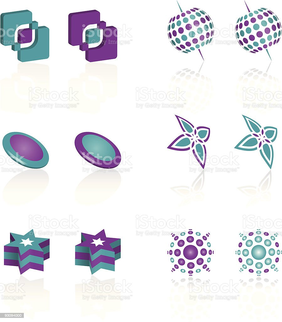 Design Elements 1 royalty-free design elements 1 stock vector art & more images of abstract
