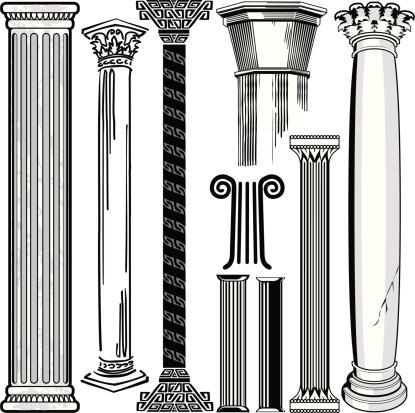 Design Elements - Columns