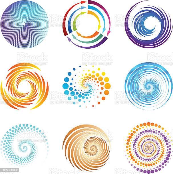 Design elements twirl circle vector id165906093?b=1&k=6&m=165906093&s=612x612&h=dtpyff  q2g1gtbnvpx2f2hduy9fo51n joe8 wyrzq=