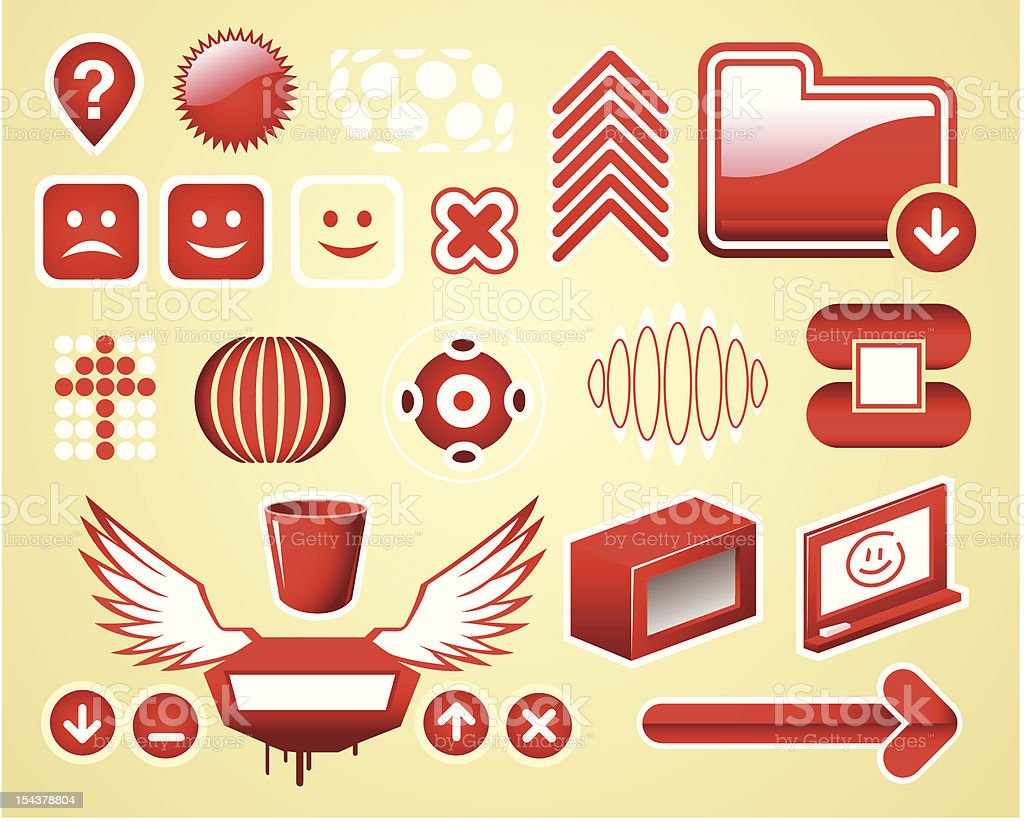design elements royalty-free design elements stock vector art & more images of animal body part