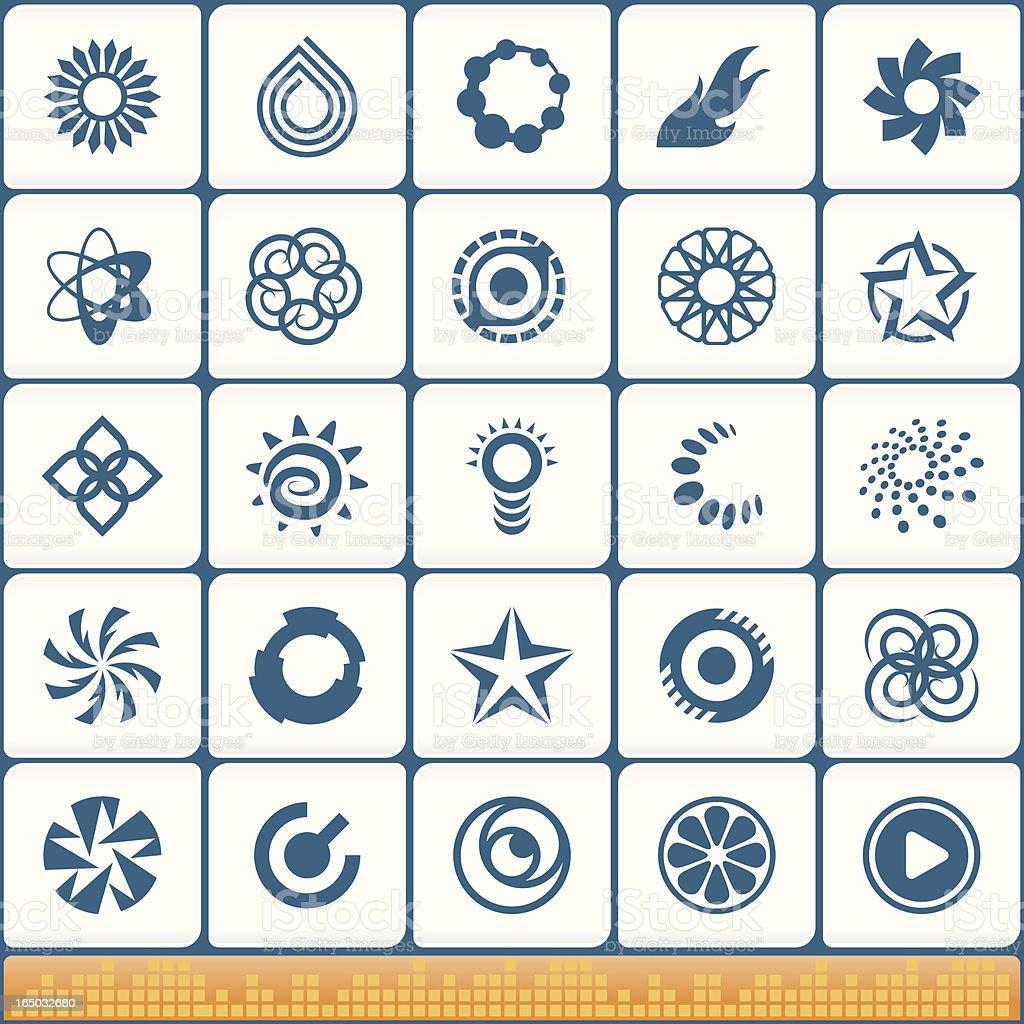 Design elements (Vector) royalty-free stock vector art