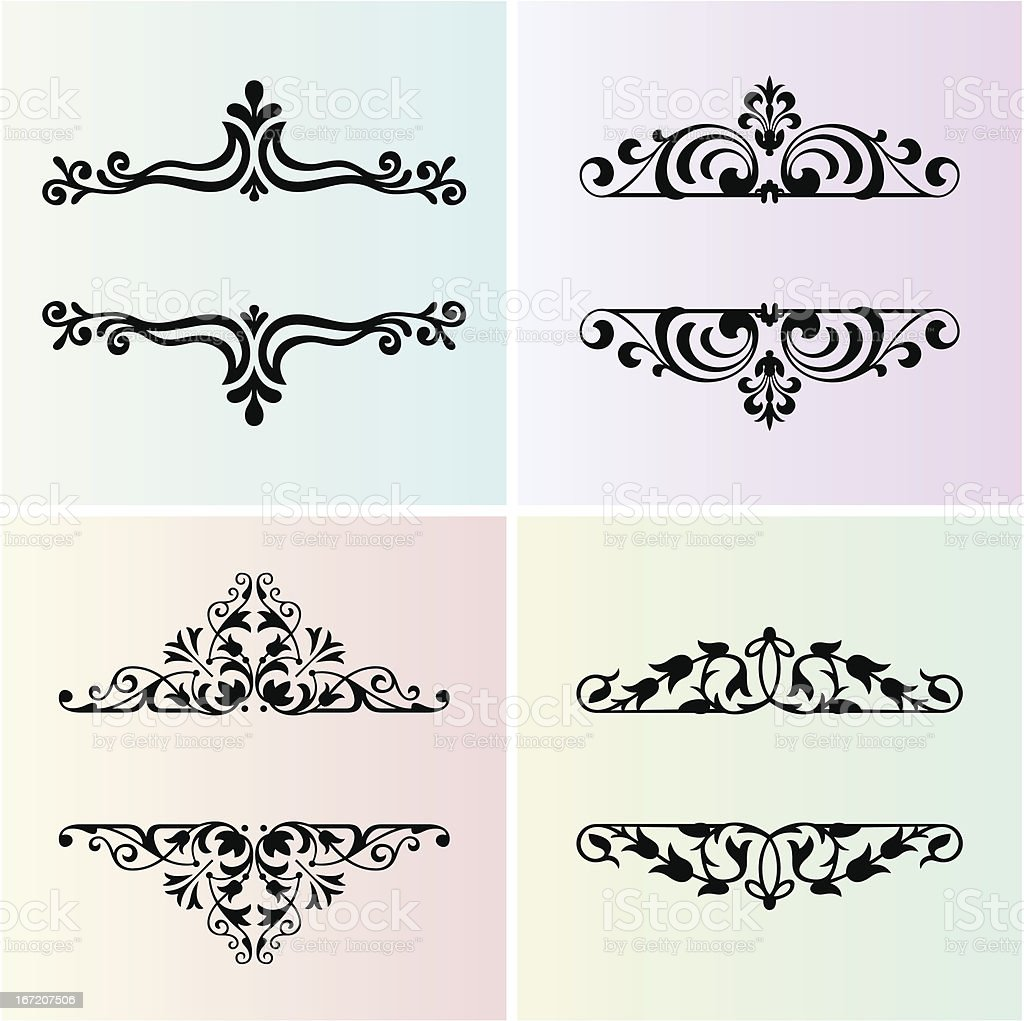 Design elements royalty-free design elements stock vector art & more images of backgrounds