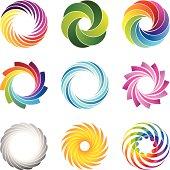 Design Elements (circles set #1)