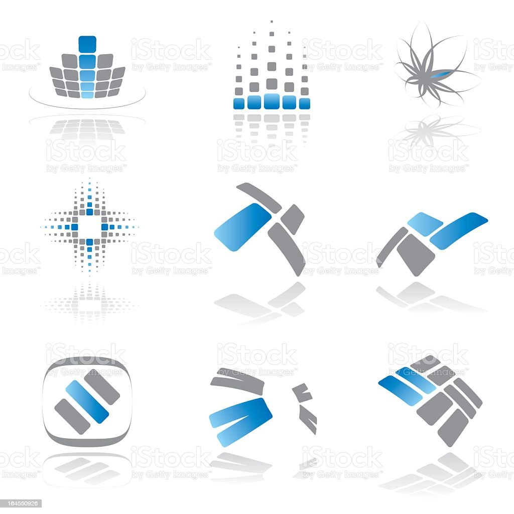 Design elements - vol 25 royalty-free stock vector art