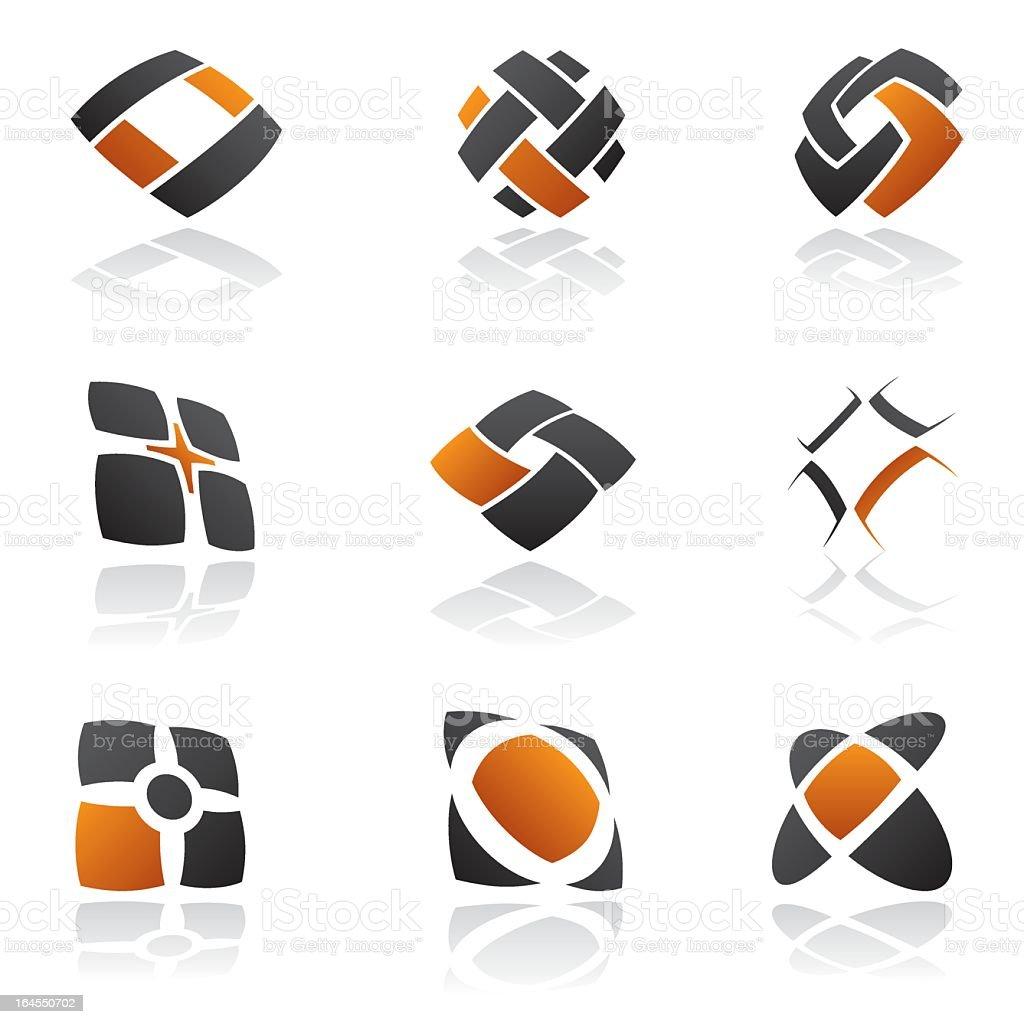 Design elements - vol 29 royalty-free stock vector art