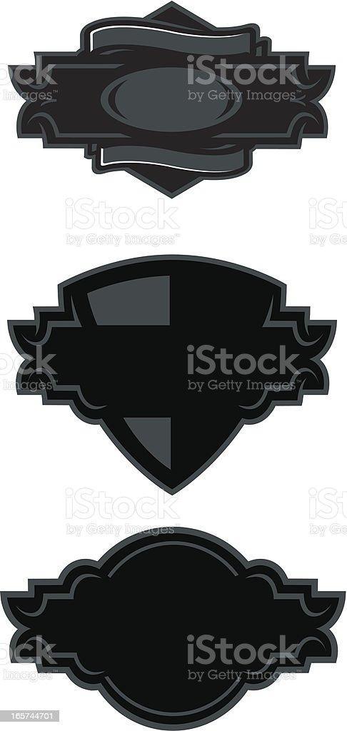 Design Emblems vector art illustration