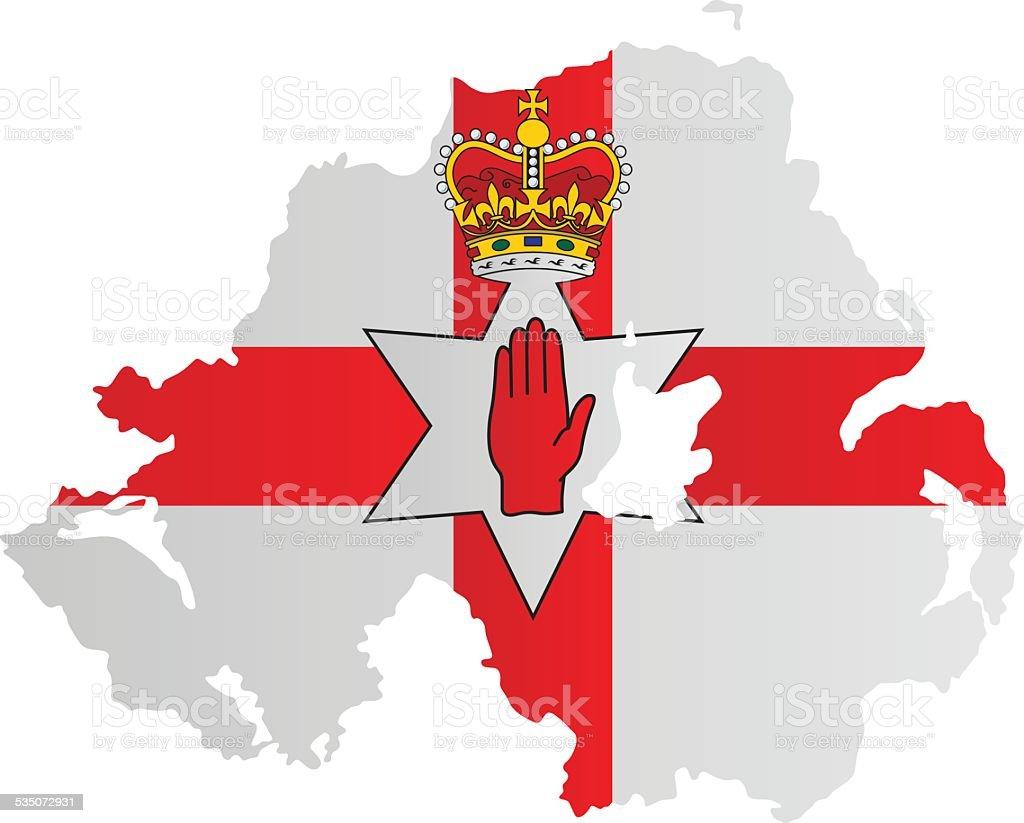 фото флаг северной ирландии