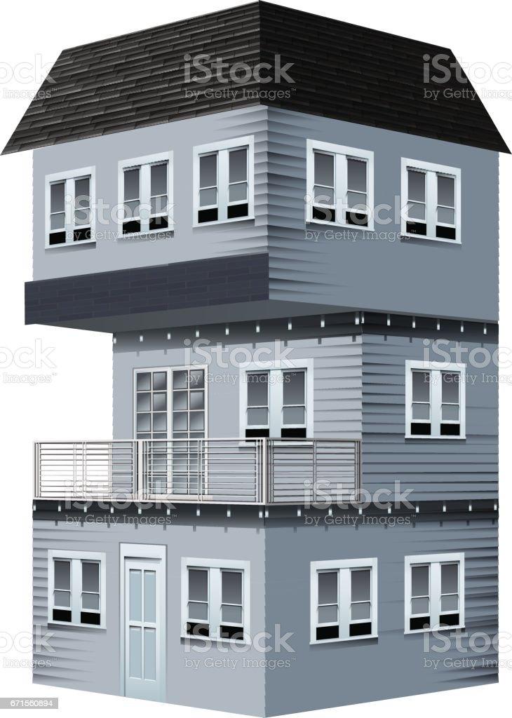 3d design pour la maison peinte en gris 3d design pour la maison peinte en gris
