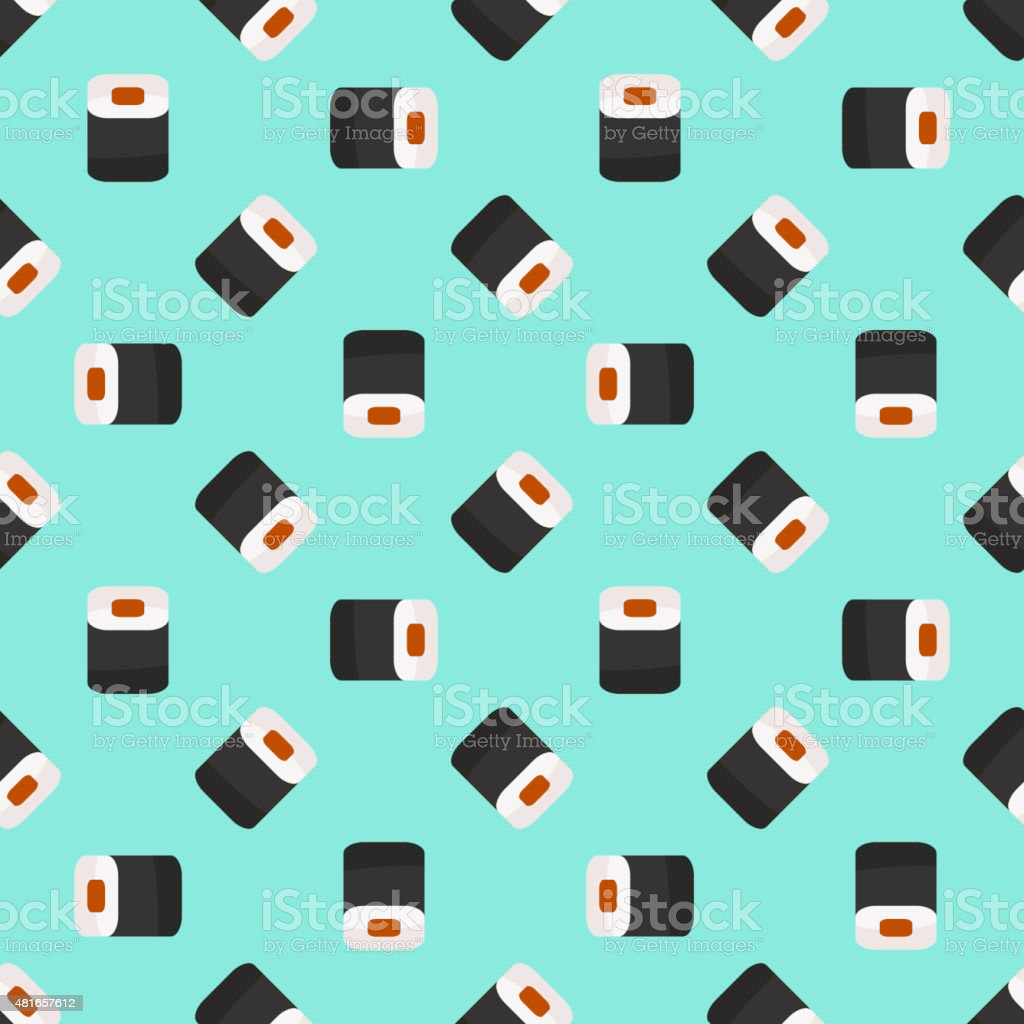 Design inspiration for seamless background, pattern and textures vector art illustration