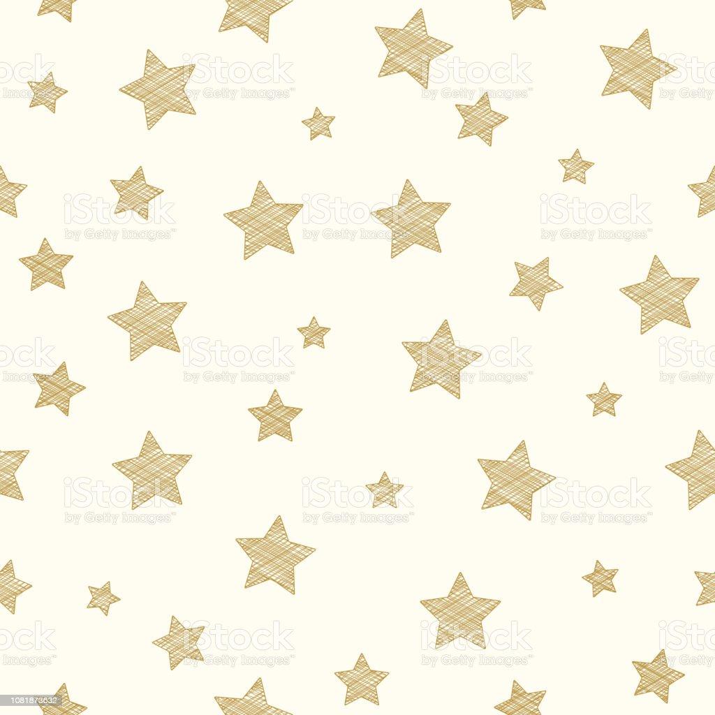 星と壁紙のデザインベクトル お祝いのベクターアート素材や画像を