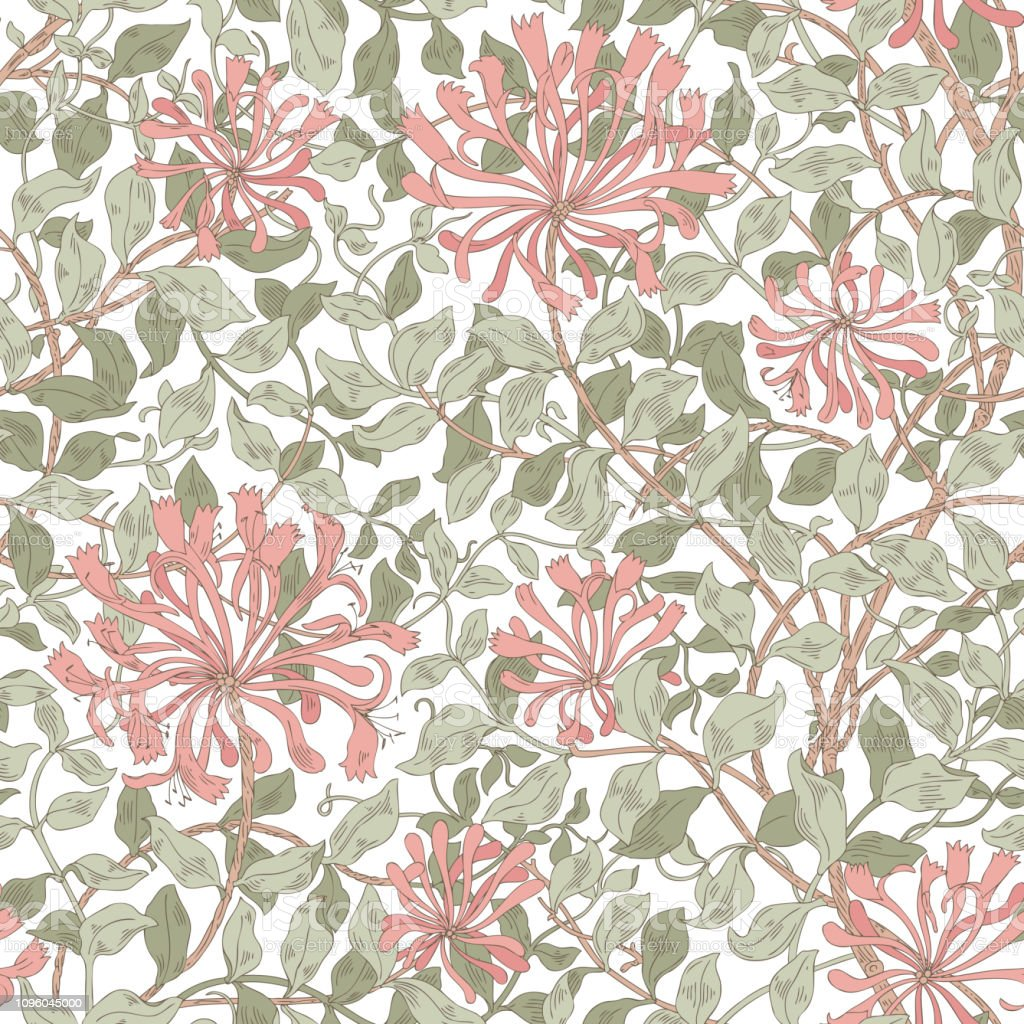 Design Of Modern Fabric Pattern Floral Pattern For Your Design