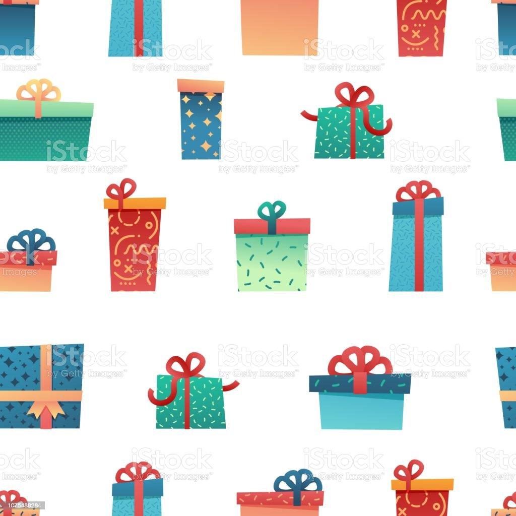 Design Seamless Pattern For Christmas Background Wallpaper