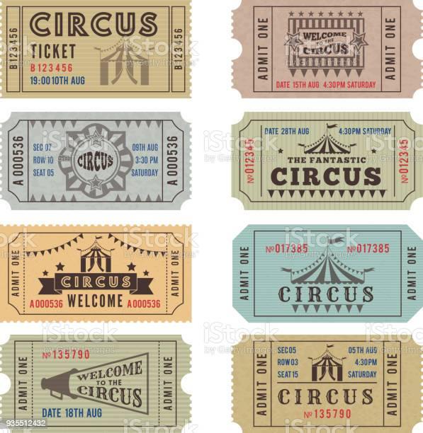 Design template of circus tickets vector id935512432?b=1&k=6&m=935512432&s=612x612&h=gird4tbp3o0w7sgetsiblycjl0qida5o8zy7aldyvsg=