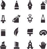 Design Tools Icons - Acme Series