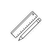istock Design Tools Line Icon 1267217169