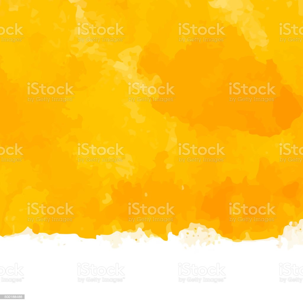 Designed abstract watercolor background vector art illustration