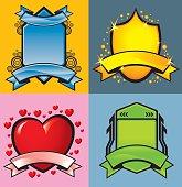 Template emblems